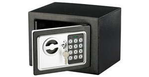 Cash safes and fire safes